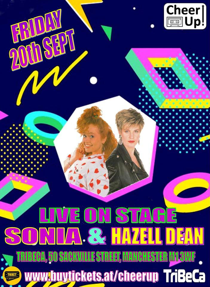 Cheer Up with Hazell & Sonia