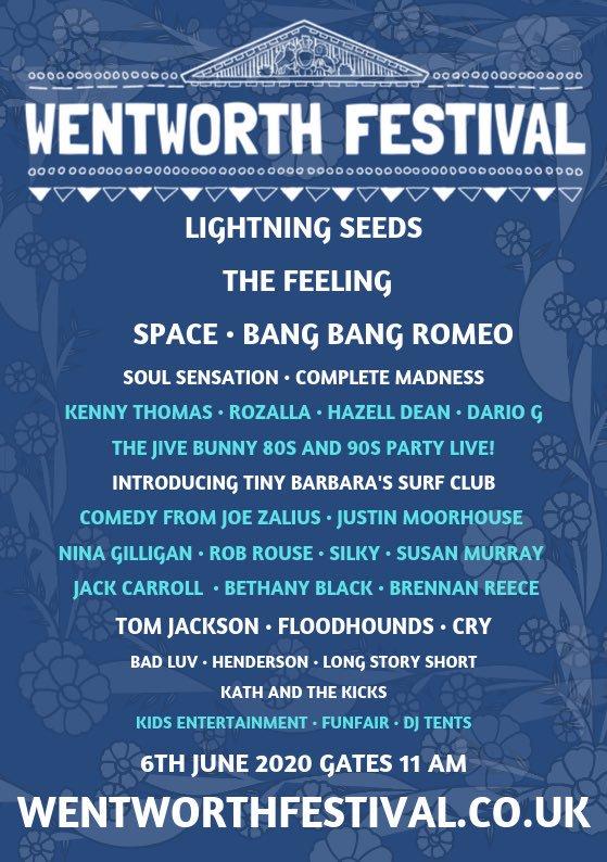 Wentworth Festival 2020