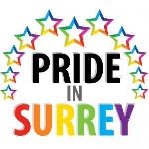Pride In Surrey CANCELLED