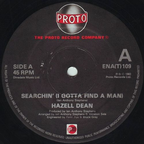Searchin' (I Gotta Find A Man)