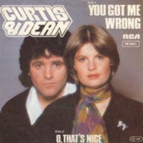 Curtis & Dean – You Got Me Wrong