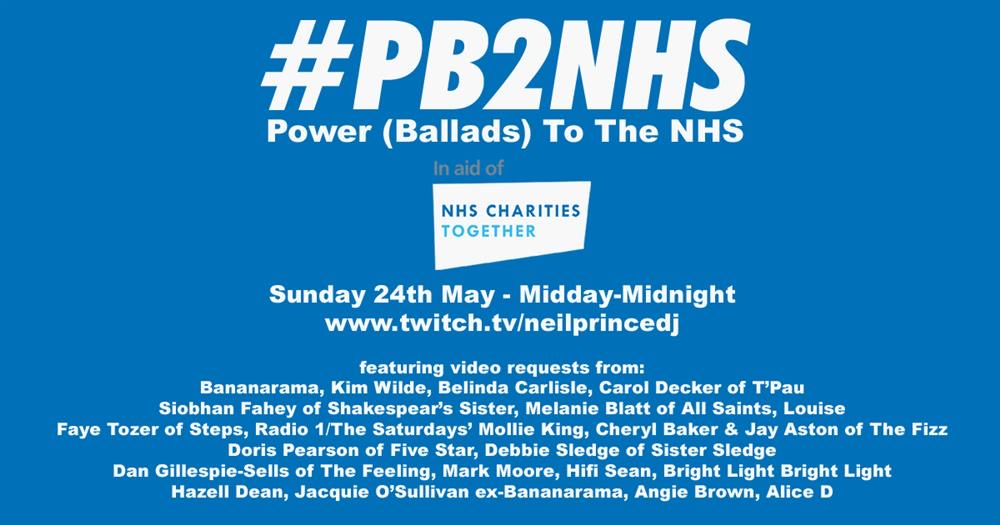 Power To the NHS