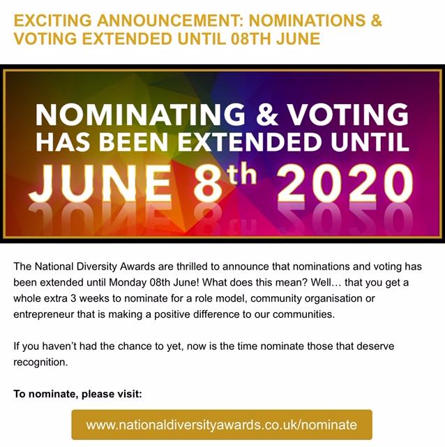 ITV News National Diversity Awards