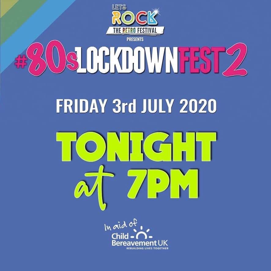 80'S Lockdown Fest 2