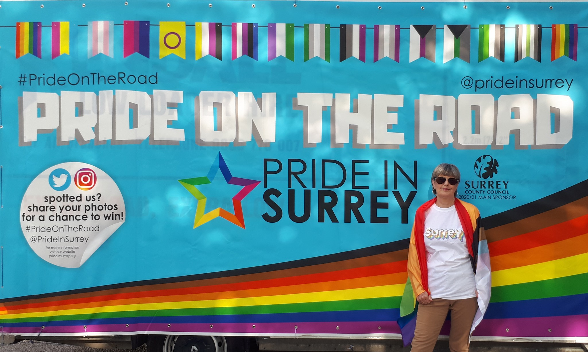 Pride On The Road