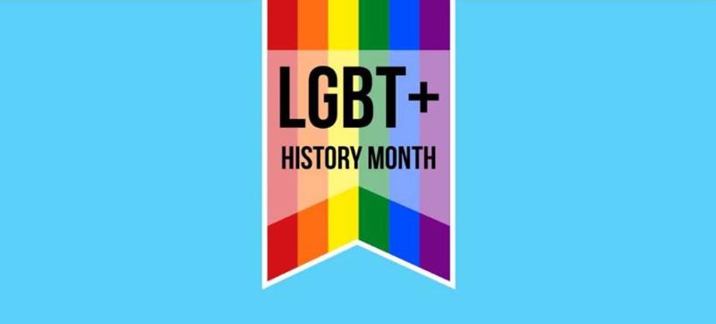 LGBTQ+ History Month 2021