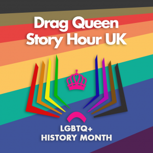 Hazell Joins Drag Queen Story Hour UK