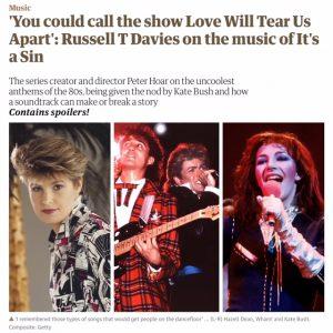 Its a sin