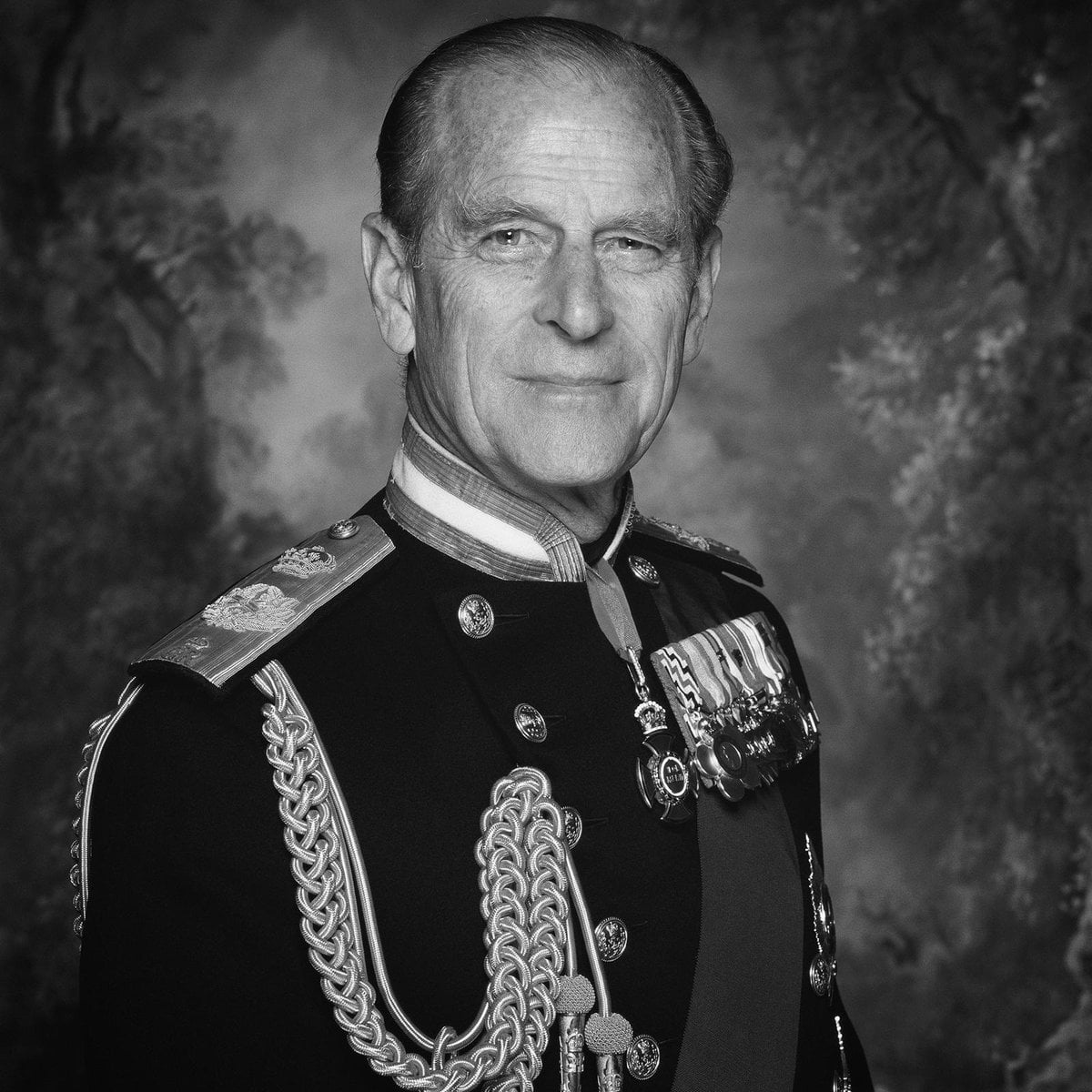 HRH Prince Phillip, The Duke of Edinburgh