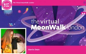 Virtual Moonwalk