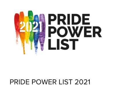 Pride Power List 2021