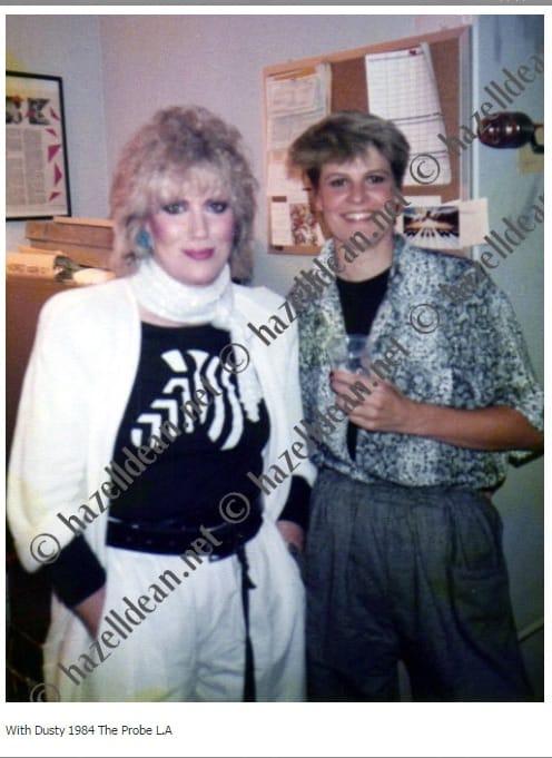 "'PROBE"" Los Angeles 1984"